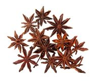 Anise stars Royalty Free Stock Photos