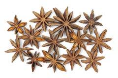 Anise stars Royalty Free Stock Image