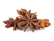 Anise stars Royalty Free Stock Image