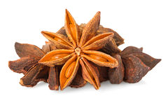 Anise stars Stock Images