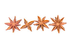 Anise stars Stock Photos