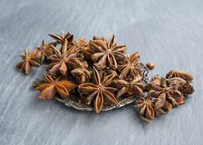 Anise Stars Spice Royalty Free Stock Photo