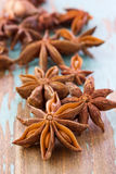 Aniseed star Royalty Free Stock Photography
