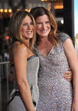 aniston hahn Jennifer kathryn Στοκ Εικόνα
