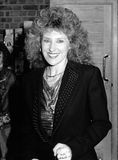 Anita Dobson Royalty Free Stock Images
