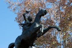 Anita Garibaldi monument Stock Image
