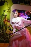 Anita mui wax figure Stock Images