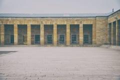 Anitkabir - μαυσωλείο Ataturk, Άγκυρα Τουρκία Στοκ Εικόνες