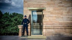 Anitkabir, μαυσωλείο Ataturk Στοκ φωτογραφίες με δικαίωμα ελεύθερης χρήσης