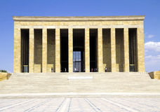 Anitkabir Royalty Free Stock Images