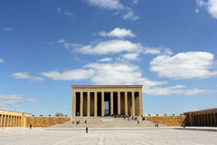 Anitkabir Mausoleum Royalty Free Stock Photography