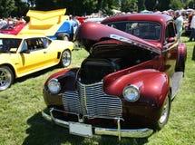 Anitque Car Show stockbild