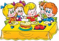Aniversário ilustração do vetor