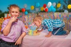 Aniversário Imagem de Stock Royalty Free