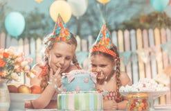 Aniversário Foto de Stock