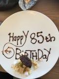 Aniversário Foto de Stock Royalty Free
