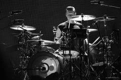 2017 aniversário de U2 Joshua Tree World Tour-30th Imagem de Stock