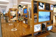 Aniversário do aniversário da rainha da exposição H.M. 80th Fotos de Stock