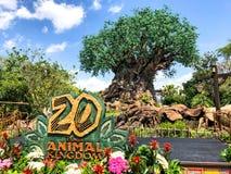 Aniversário do reino animal 20o Imagens de Stock