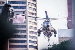 Aniversário real malaio do exército 80th Fotos de Stock Royalty Free