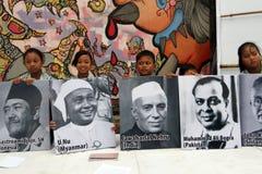 aniversario Asiático-africano de la conferencia Fotografía de archivo