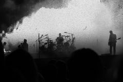 2017 aniversario de U2 Joshua Tree World Tour-30th Imagen de archivo