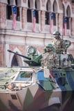 Aniversario real malasio del ejército 80.o Fotos de archivo