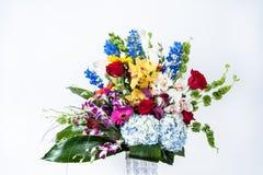 Aniversary-Blumenstrauß Lizenzfreie Stockfotos