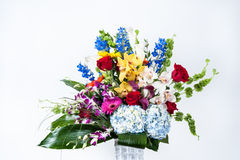 Aniversary bouquet Royalty Free Stock Photos