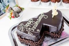 Aniversário de casamento Imagens de Stock
