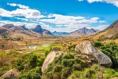 Anja - επιφύλαξη φύσης της Μαδαγασκάρης Στοκ Εικόνες
