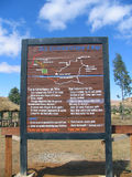 anja rezerwa Madagascar Fotografia Stock