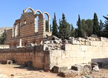 Anjar, Lebanon royalty free stock photos