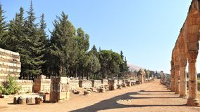 Anjar, Lebanon Stock Photos