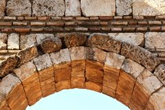 Anjar, Lebanon Stock Photography