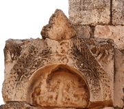Anjar, Libanon royalty-vrije stock foto's