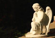 Anjo (arquiteturas do cemitério - Europa) imagem de stock royalty free