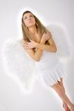 Anjo celestial Imagem de Stock Royalty Free