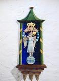 Anjo com trombeta Imagem de Stock Royalty Free