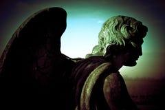 Anjo da guarda Fotos de Stock Royalty Free