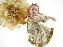 Anjo da mola Fotografia de Stock Royalty Free