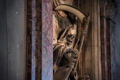 Anjo da morte Fotografia de Stock Royalty Free