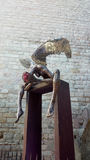 Anjo da ninhada Imagens de Stock