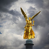 Anjo da paz Fotos de Stock Royalty Free