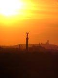 ANJO DE BERLIM Imagens de Stock