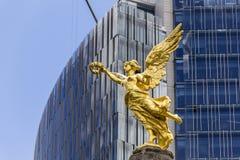 Anjo de la independencia imagem de stock royalty free