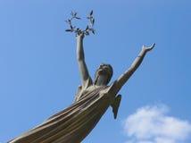 Anjo de Múrcia Fotografia de Stock Royalty Free