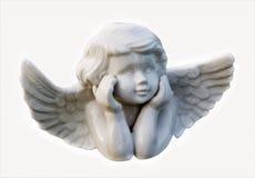 Anjo do Cherub imagem de stock