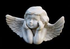 Anjo do Cherub imagens de stock