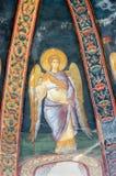 Anjo do deus, Chora, Istambul foto de stock